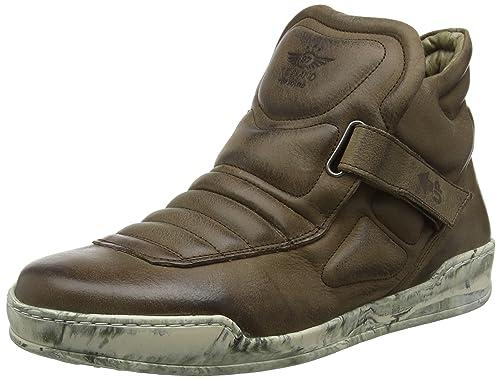 nobrand Bravo, Botines para Hombre, Marrn (Taupe), 40 EU: Amazon.es: Zapatos y complementos