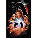 """Trends International 24X36 Star Wars: Revenge of The Sith - One Sheet Wall Poster, 24"""" x 36"""", Unframed Version"""
