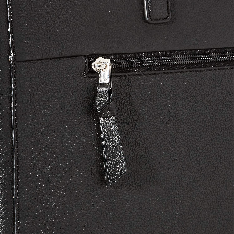 Bree - Borsa da donna Cary 14, 30 x 11 x 37 cm, colore: Blu Nero (Black)