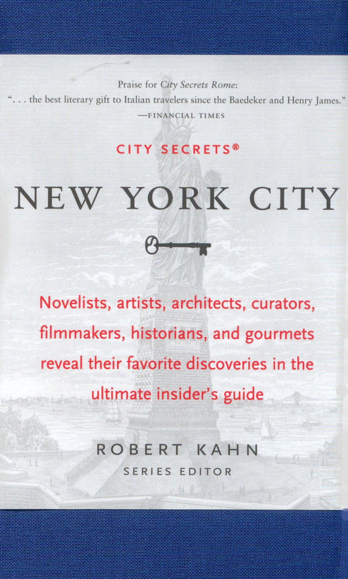 City Secrets New York City
