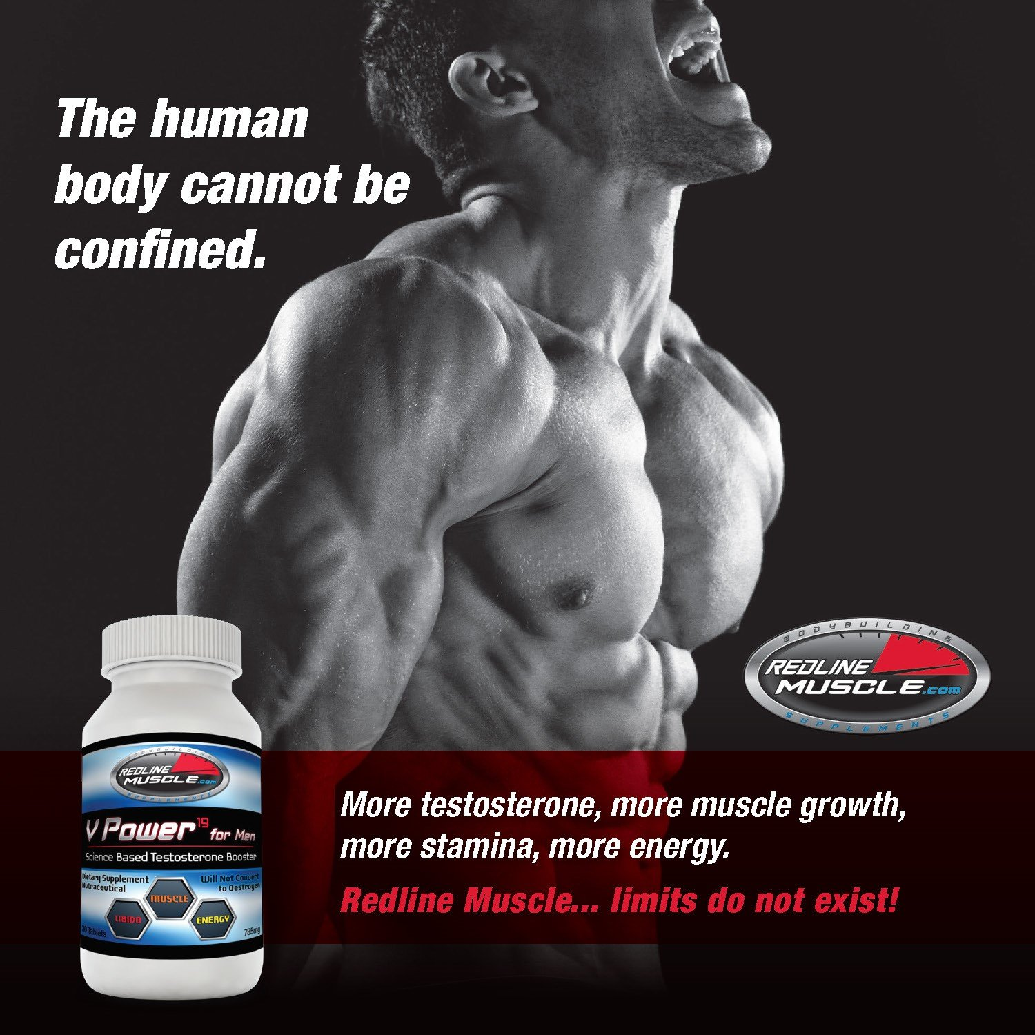Amazon.com: #1 Testosterone Booster Supplement for Men 3X ...