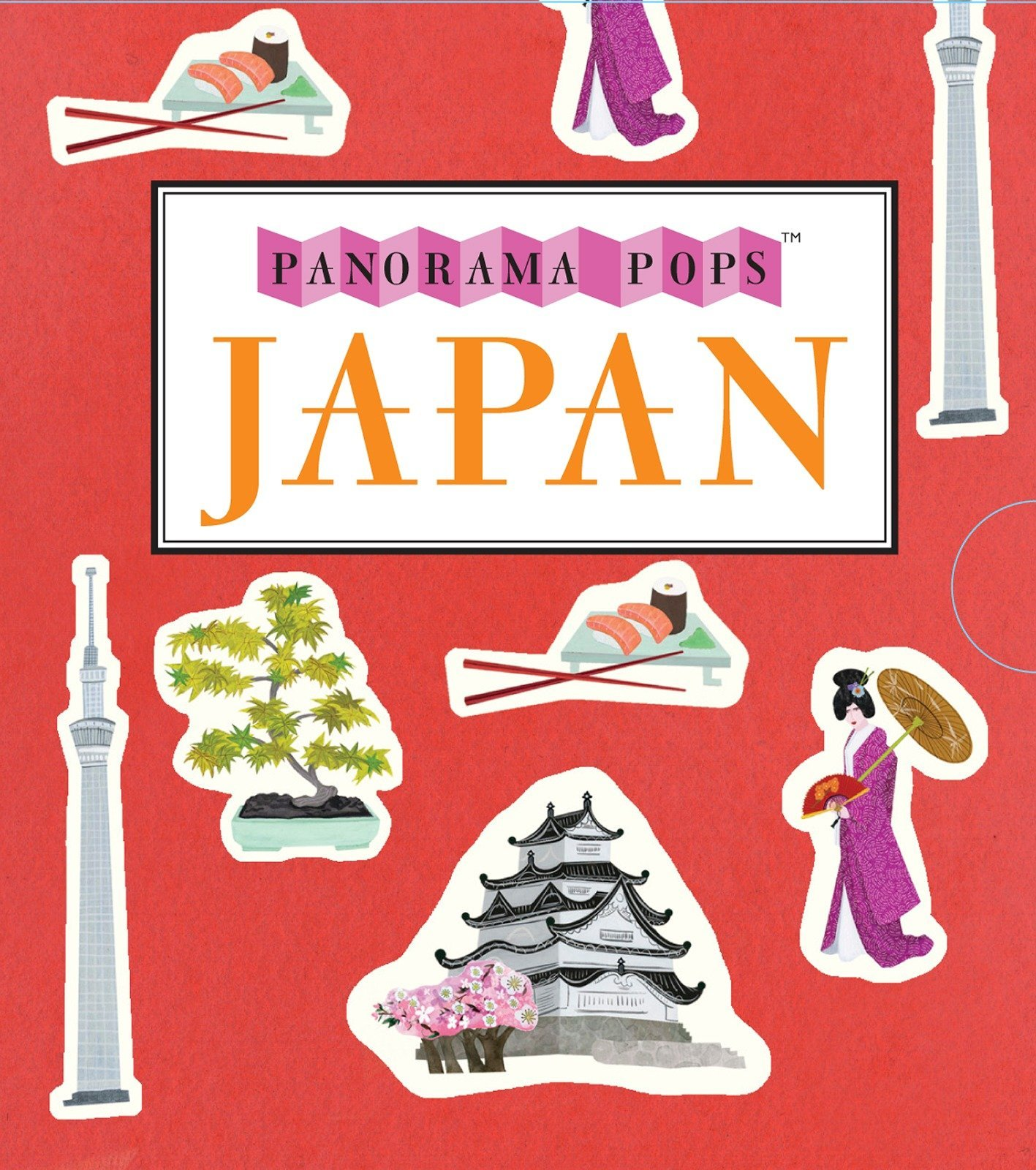 Japan. Panorama Pops [Idioma Inglés]