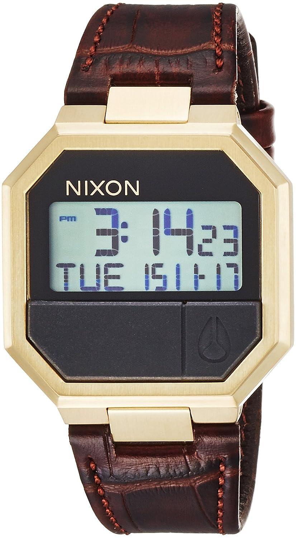 [ニクソン]NIXON RE-RUN LEATHER: BROWN CROC NA944849-00 【正規輸入品】 B017KBBYPG