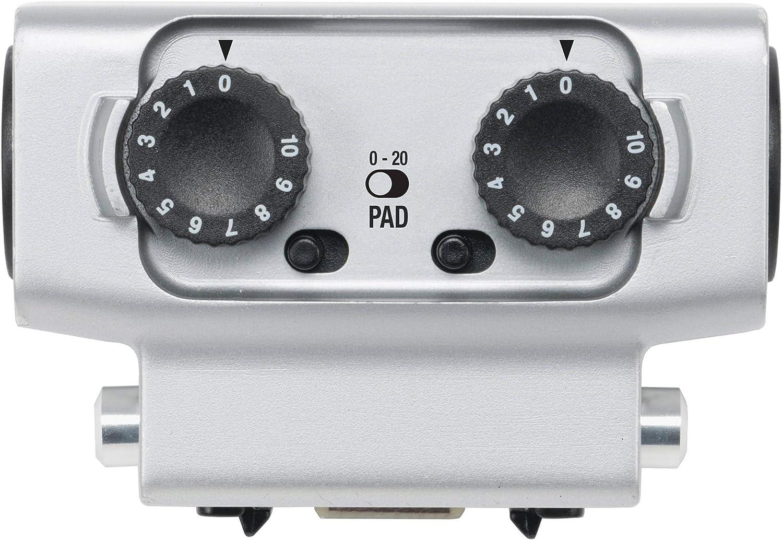 Zoom EXH-6 Dual XLR//TRS Capsule with SGH-6 Shotgun Mic Capsule /& APH-6 Accessory Pack