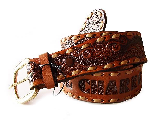 dove comprare prezzo interessante rivenditore di vendita Cintura El Charro E311 vintage in cuoio
