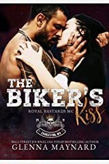 The Biker's Kiss (Royal Bastards MC: Charleston, WV Book 1) Kindle Edition