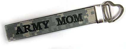 Estados Unidos Ejército mamá nombre cinta clave cadena, ejército ...