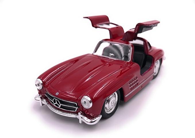 39 Red Open 34-1 Welly CITRO/ËN DS 19 Convertible Mod/èle Auto Autoris/é Produit 1