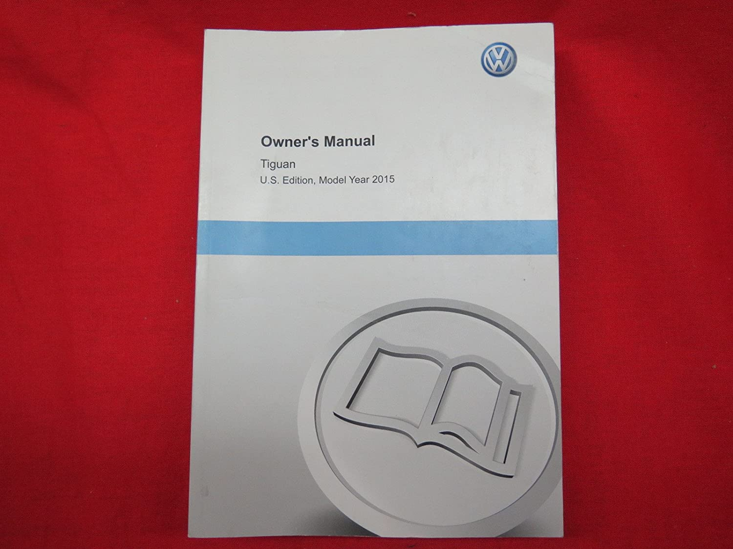2015 VW Volkswagen Tiguan Owners Manual Guide Book, Automotive - Amazon  Canada