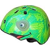 Extra Small Green Chameleon Helmet