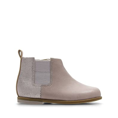 Clarks Drew Fun Girls Toddler Ankle Boots