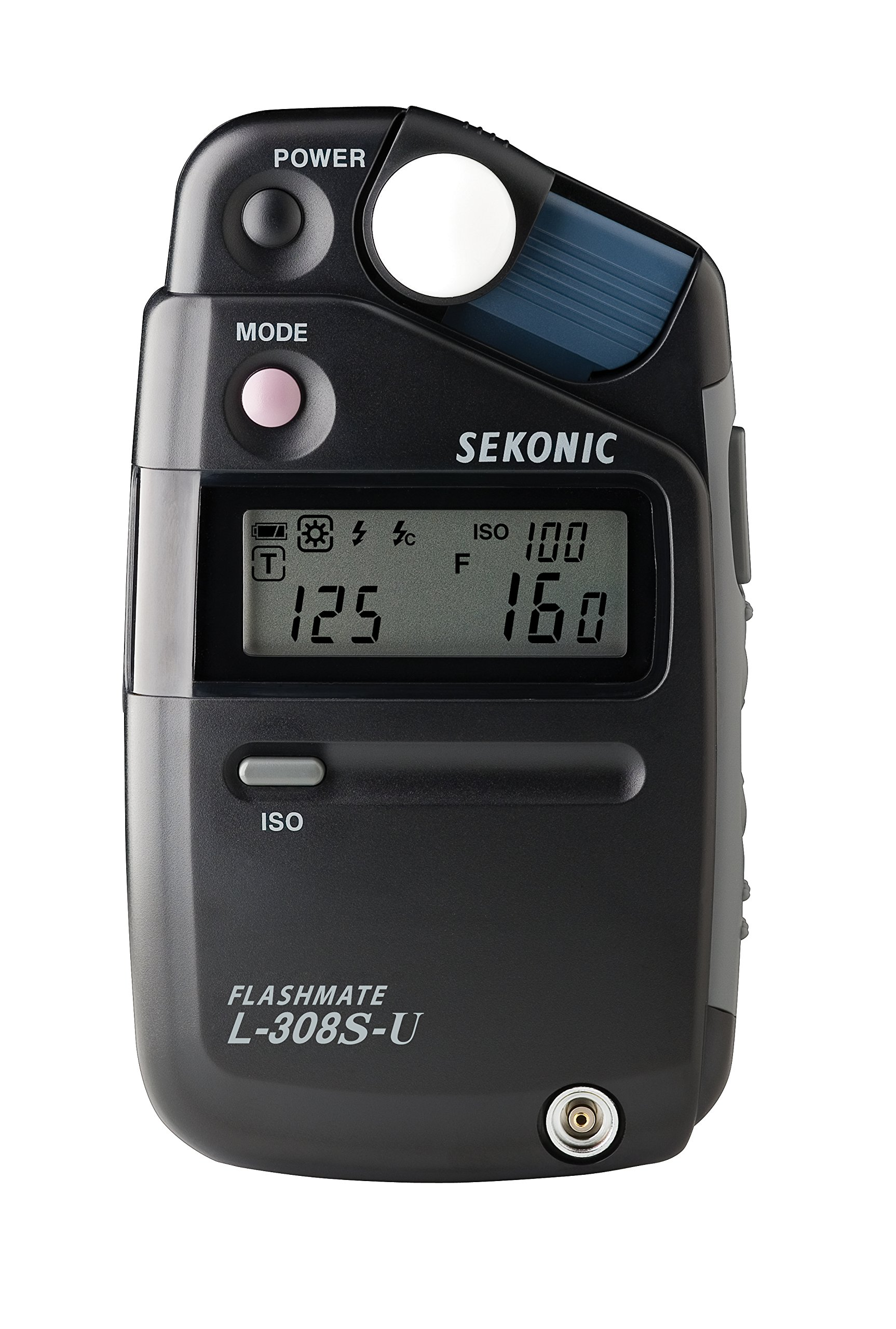 New Sekonic L-308S-U Flashmate Lightmeter And Exclusive 3-Year Warranty by Sekonic