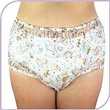 Rearz - ANGELA Plastic Pants - Baby Print