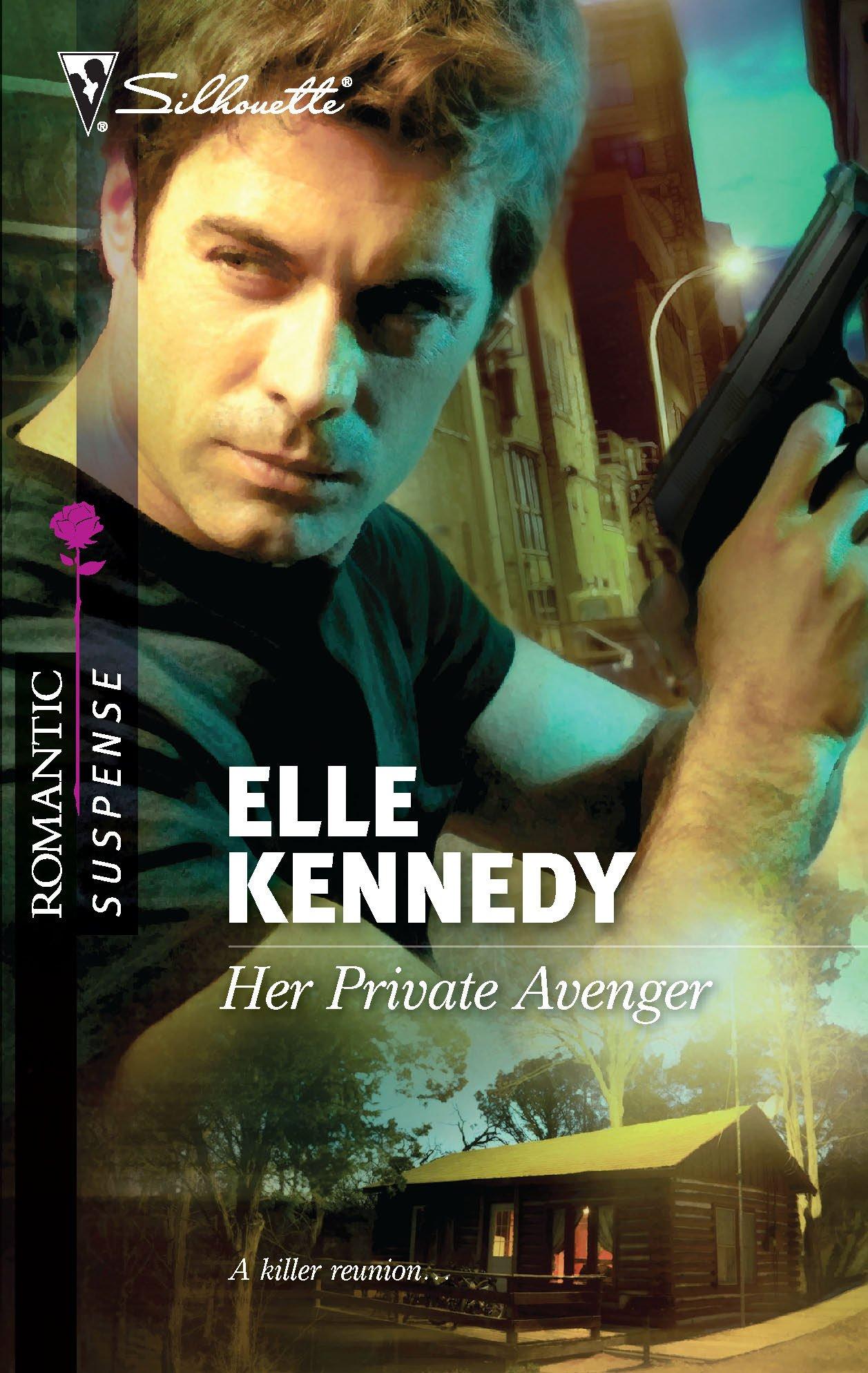 Her Private Avenger (Silhouette Romantic Suspense)