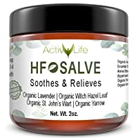 Organic HF Salve Emollient Cream | Treatment & Relief for Symptoms Associated with...