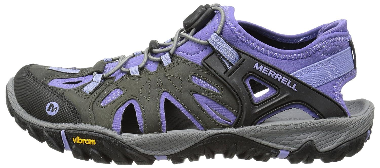 Merrell Women's All Out Blaze Sieve Water Shoe B00KZIUTK8 11 B(M) US Castle Rock