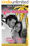 A Kiss at Midsummer: A Sweet Beach Romance (The Royal Palm Resort Book 3)