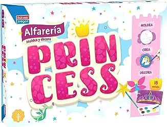 Falomir- Alfarería Princess Mesa. Juego artístico. (28437)