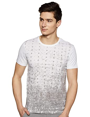 0045d284f KILLER Men's Printed Slim fit T-Shirt: Amazon.in: Clothing & Accessories