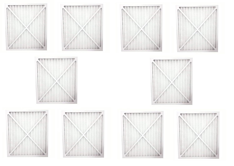 交換用フィルタHunter 30930空気清浄機適合モデル: 30200、30201、30205、30250、30253、30255、30256、30350、30374、30375、30377、30380、30390、37255 & 37375. by Vaccum Savings Pack of 3 3PKH30930 B018Y5JZP8 Pack of 10  Pack of 10