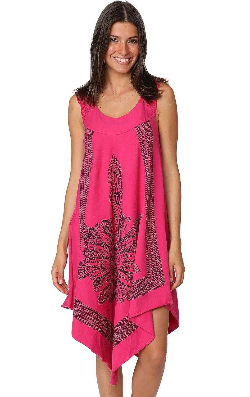 INGEAR DRESS レディース B01EM70D5I Small / Medium ピンク ピンク Small / Medium