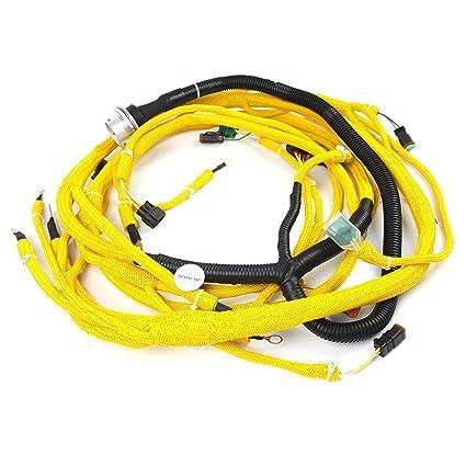 Amazon.com: Engine Wiring Harness 6156-81-9320 - SINOCMP for Komatsu on 7.3 alternator harness, 7.3 wire harness, 7.3 fuel harness, 7.3 engine harness,