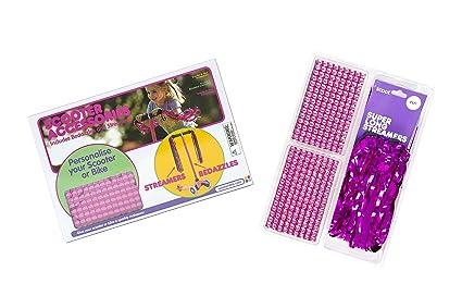Amazon.com: Scoot las niñas Scooter Accesorios Set de regalo ...