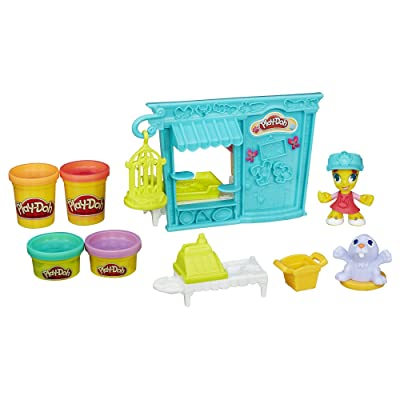 Play-Doh Town Pet Store: Home & Kitchen