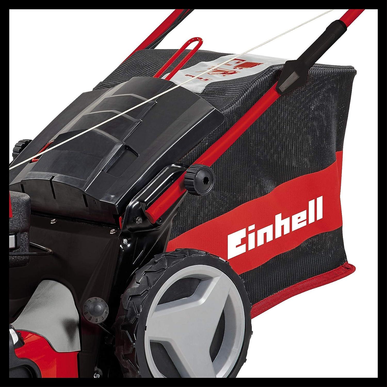 Einhell GC-PM 56 S HW - Cortacésped a gasolina (2800W, altura de ...