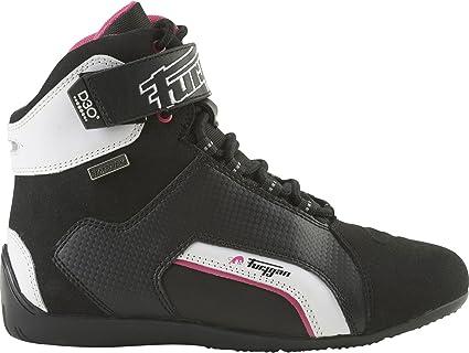 Furygan Jet D3O Sympatex Lady Shoes Black-Pink 39