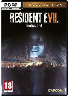 Resident Evil 7 Biohazard (PC DVD): Amazon co uk: PC & Video