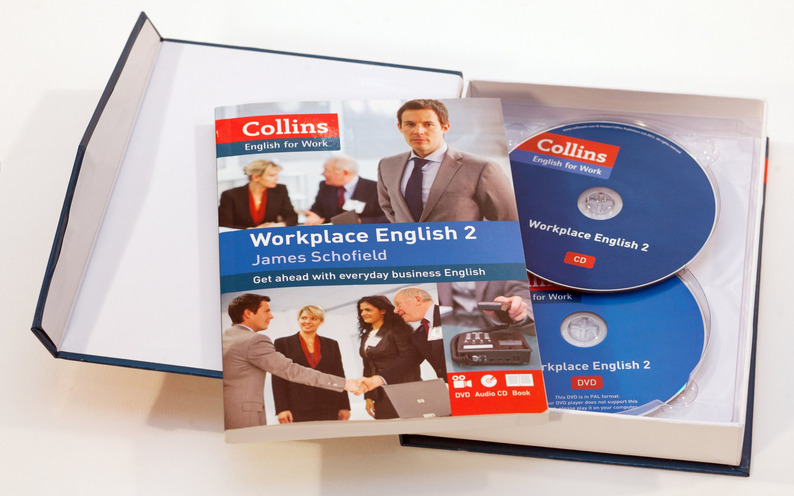 Workplace English 2 (Collins English for Work) by HarperCollins UK