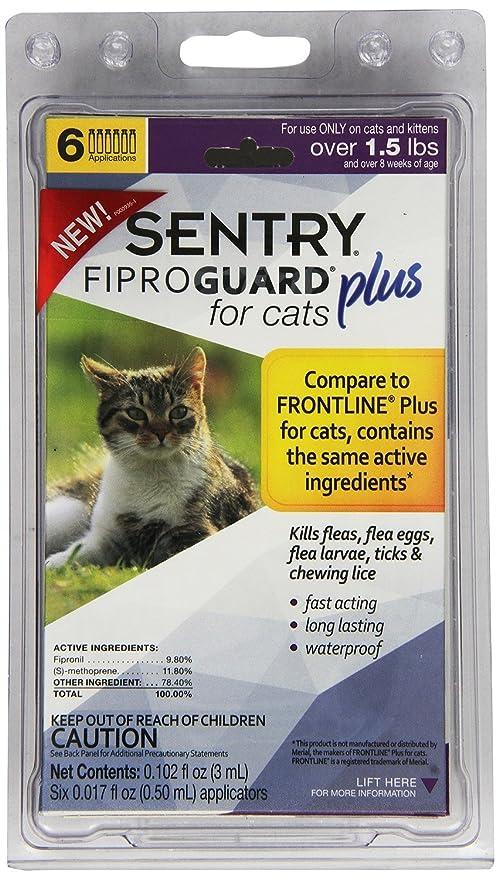 Amazon.com: Sentry fiproguard Plus para aplicaciones de ...