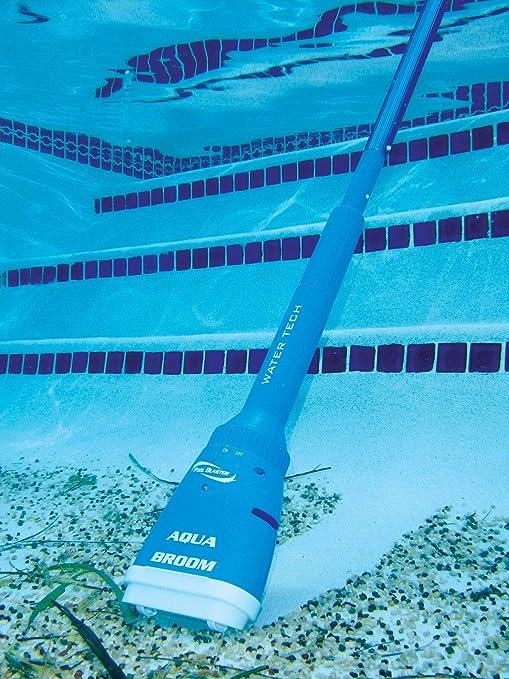GG) Aqua Broom Pistola de Agua de Mano con batería para SPA y ...