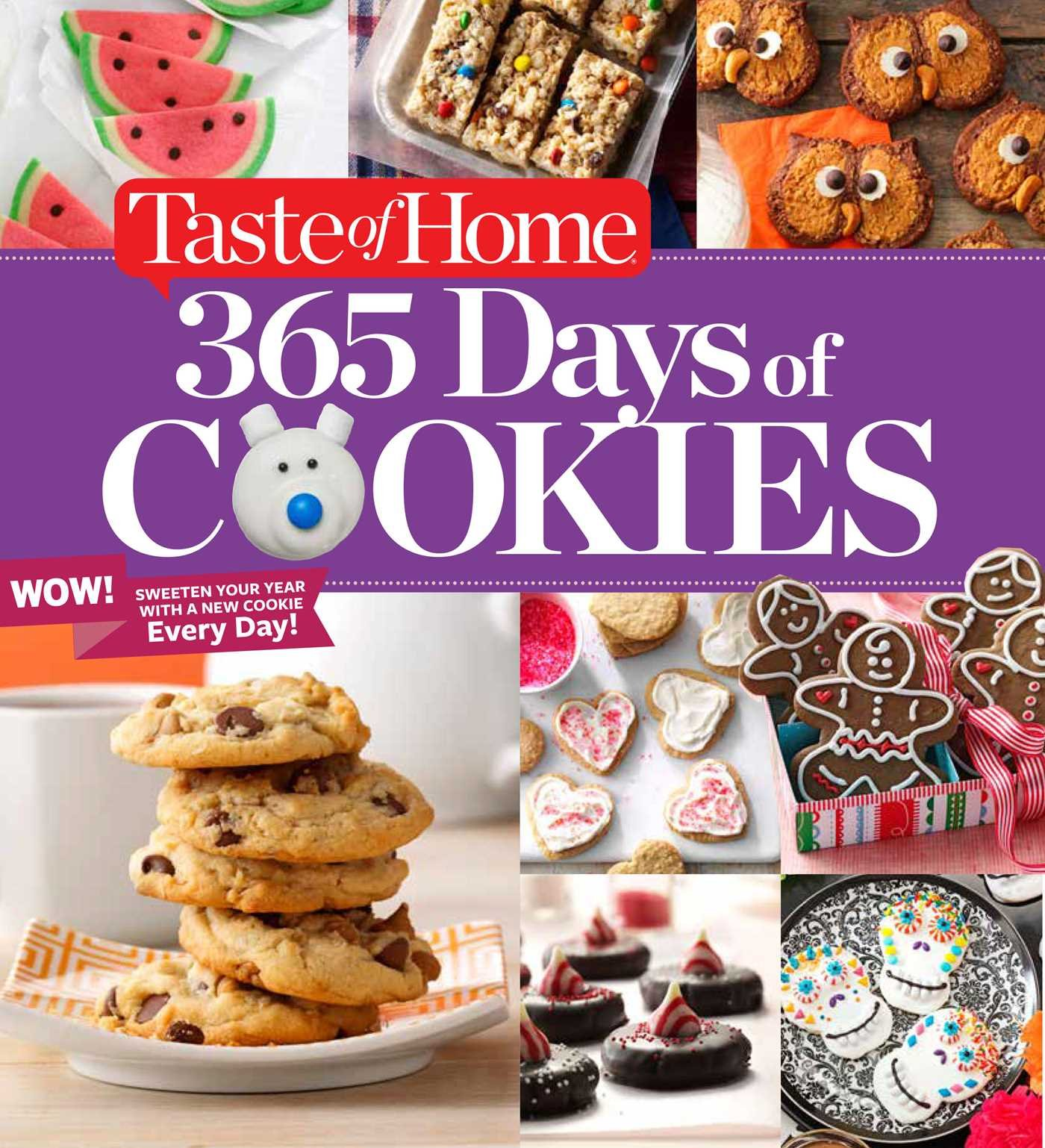 Taste Home 365 Days Cookies product image