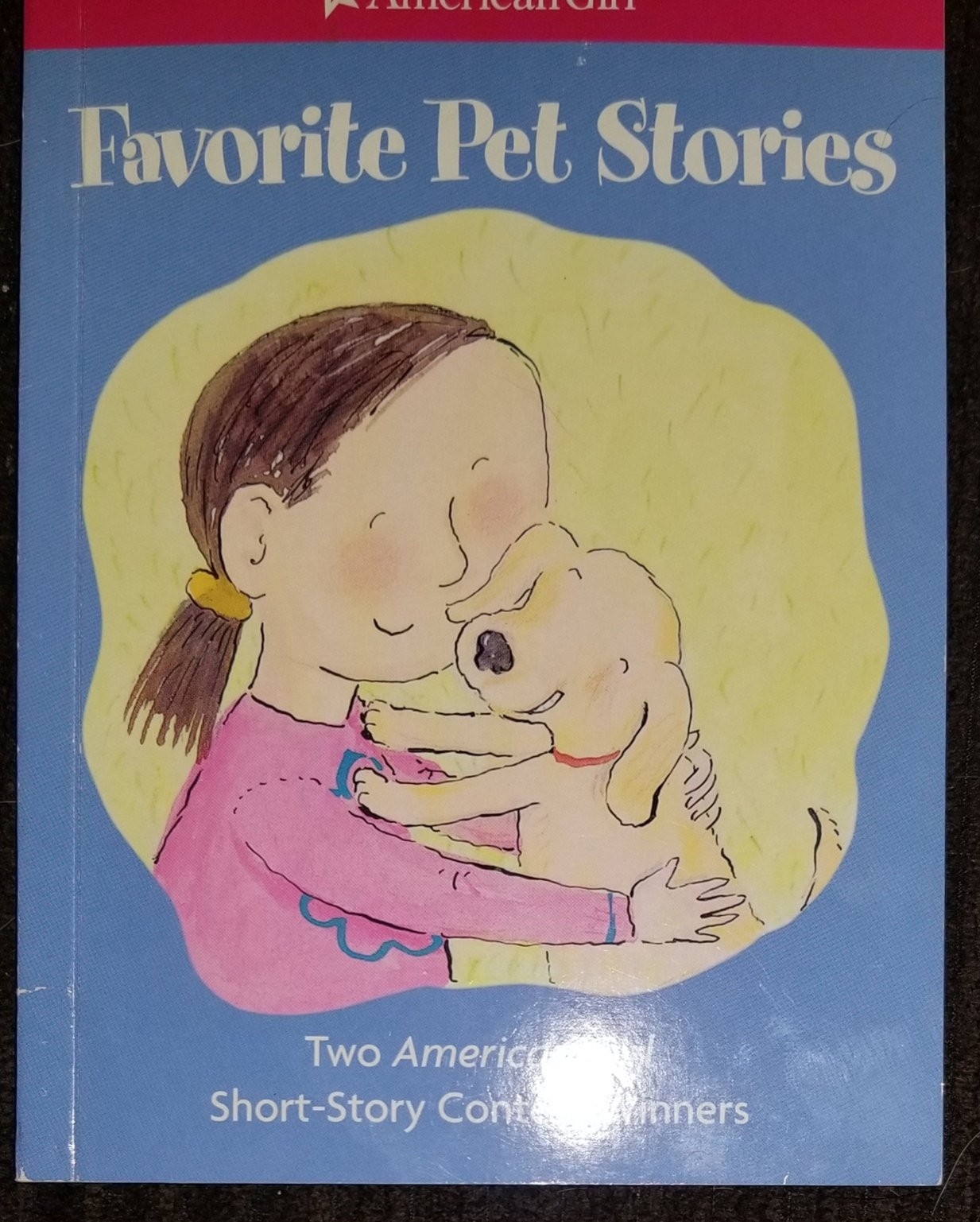 Download American Girl: Favorite Pet Stories (Two American Girl Short Story Contest Winners) pdf epub