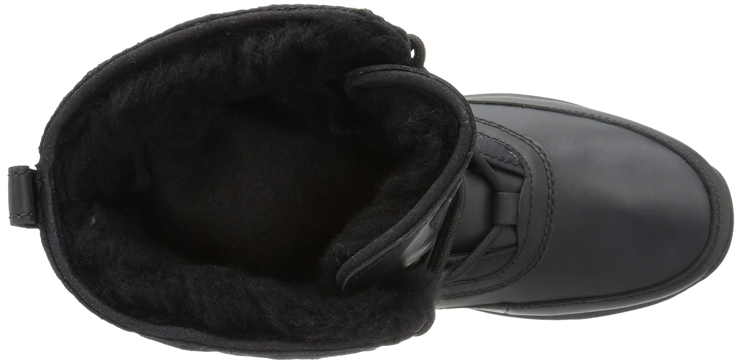 UGG Women's Lachlan Winter Boot, Black, 8 M US by UGG (Image #8)