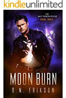 Demon Rogue Demons Bounty Hunters Book 1 Kindle Edition By Erikson D N Mystery Thriller Suspense Kindle Ebooks Amazon Com