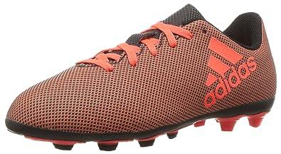 618e81dfd adidas Boys  X 17.4 FxG J Soccer Shoe