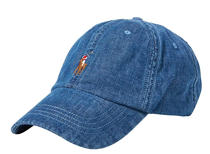 61d47bc3b Polo Ralph Lauren Mens Polo Baseball Cap