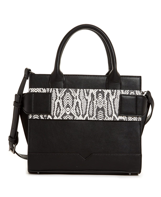 466d80494c3 Republic of Aces Gigi in Black and Python  ROA  Handbags  Amazon.com