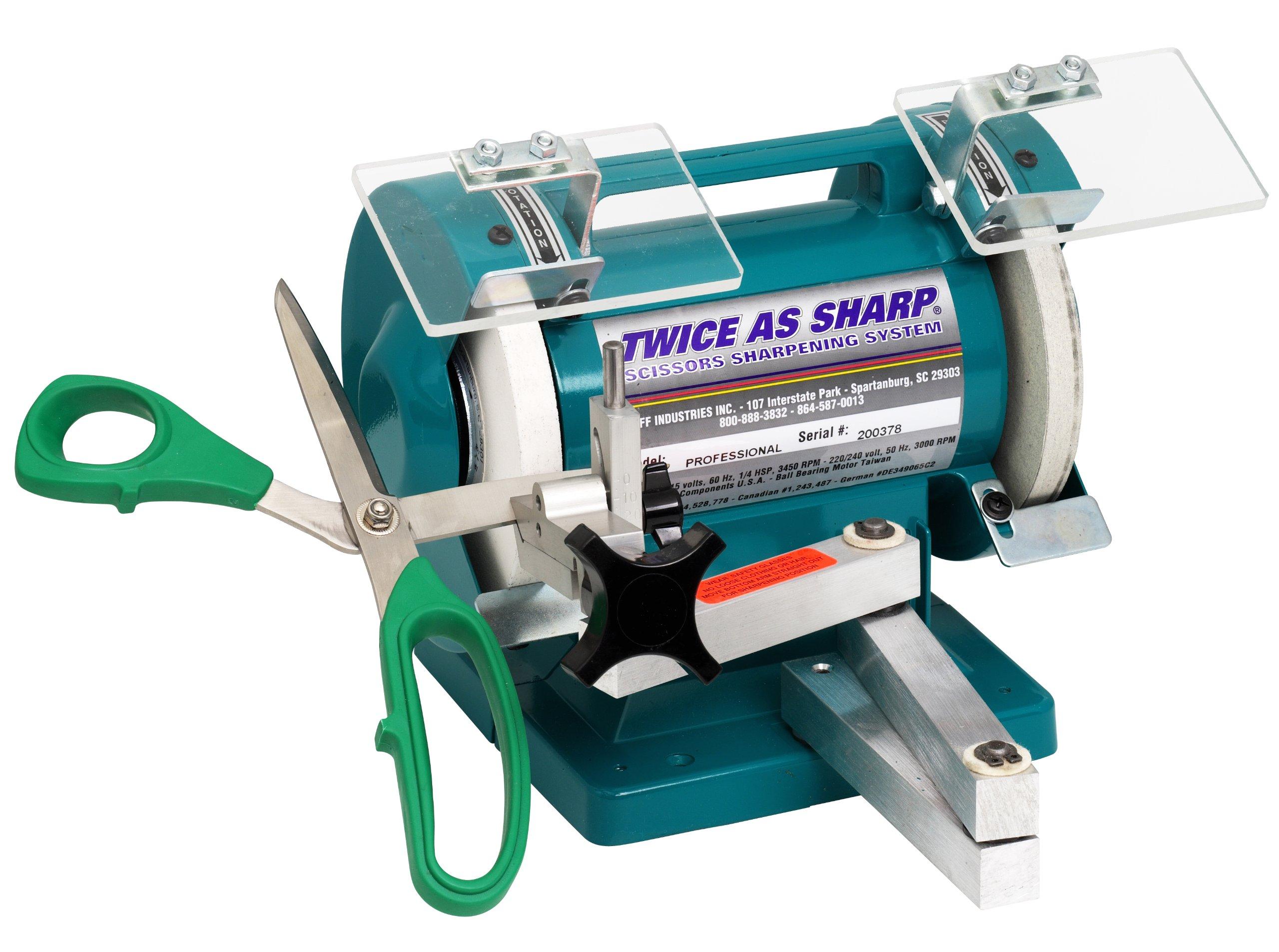 Heritage TAS-STD Scissor Sharpener