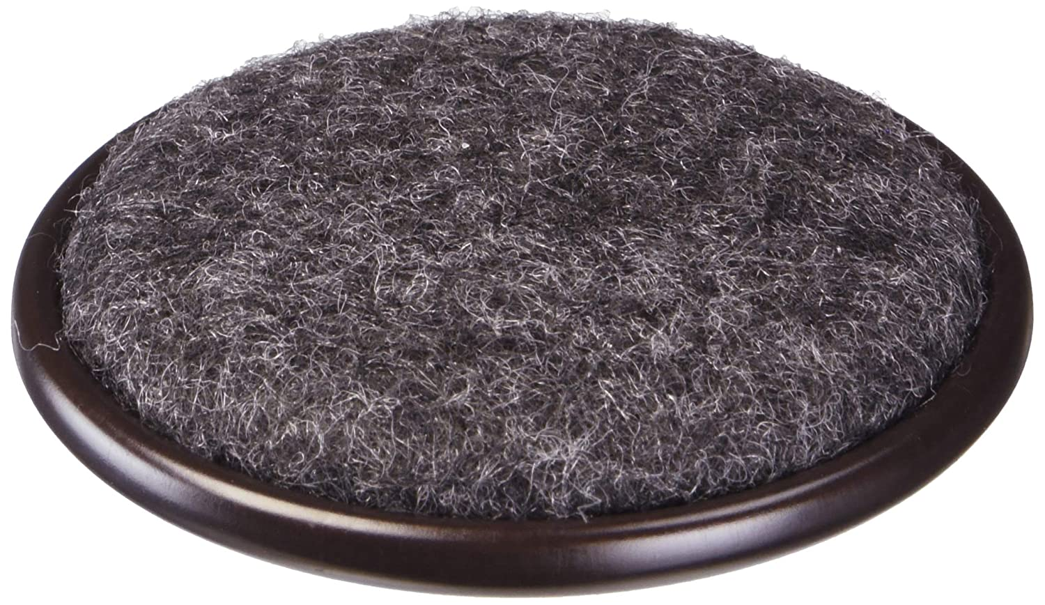 Shepherd Hardware 9091 2-Inch Carpet Base Furniture Cups, 4-Pack
