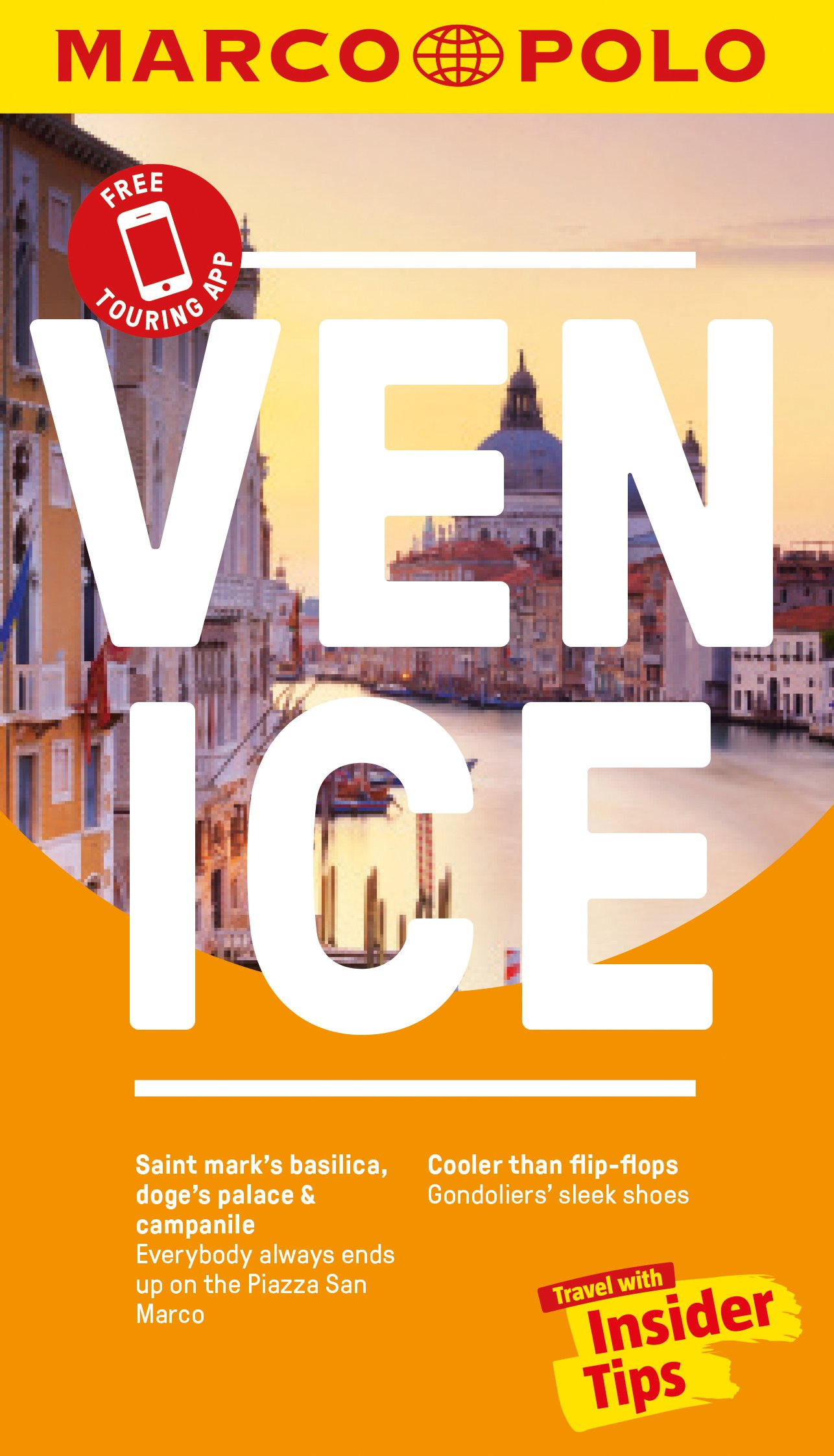 Venice Marco Polo Pocket Guide (Marco Polo Guide)