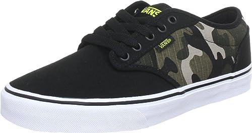 M Atwood (CAMO) Black/SU Sneakers Black