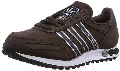 scarpe adidas trainer uomo marrone