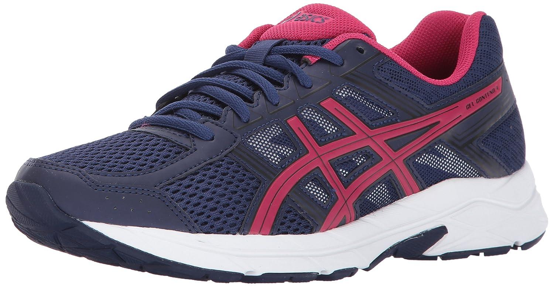 ASICS Women's Gel-Contend 4 Running Shoe B01MRHVK2V 8 B(M) US|Indigo Blue/Cosmo Pink/Black