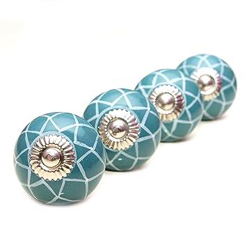 Boutons De Meubles En Ceramique Fabriques En Inde Joli Design