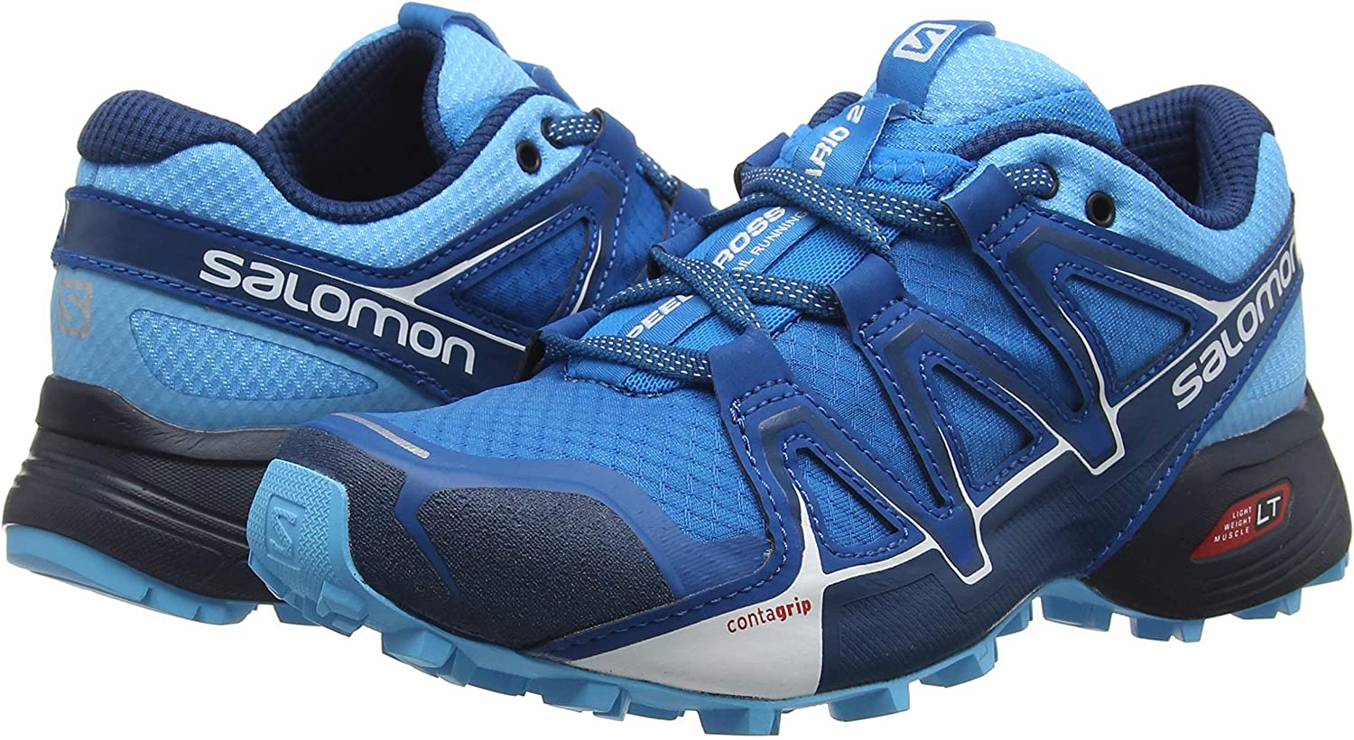 SALOMON Speedcross Vario 2 W, Zapatillas de Running para Asfalto ...