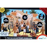 Horrible Histories Awesome Egyptian Soldier Pack